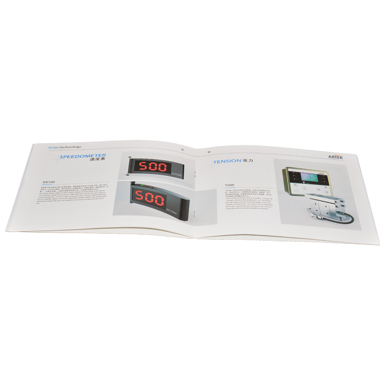 Cheapest High Quality Custom Design Recycled Product Catalog Offset Printing  Services in China